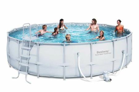 11 Unique Above Ground Pool Ideas