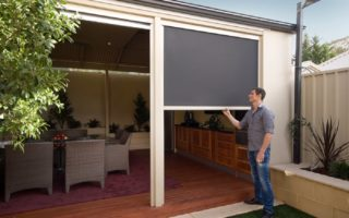 Benefits of Installing External Blinds for Outdoor Space