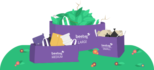 Clearabee Beebags are a Great Alternative to Skip Hire