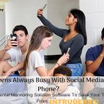 How Digital Moms Can Keep an Eye on Their Kids' Phones? selfie