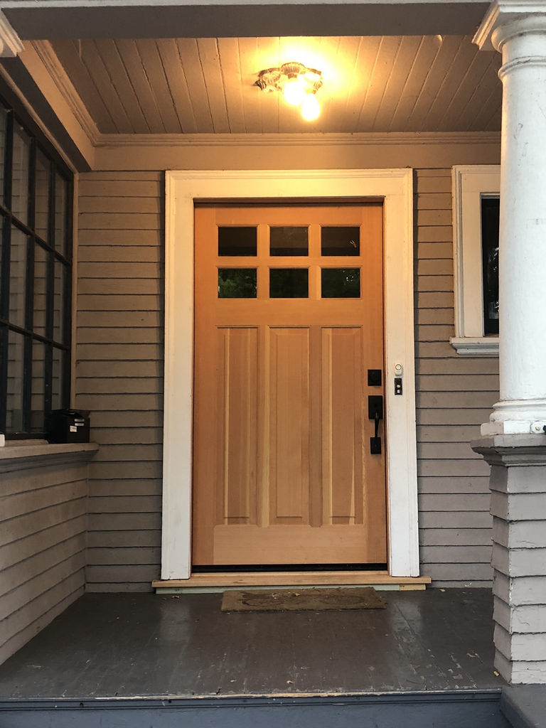 Residential Doors- Selecting the Perfect One That Adds to The Charisma of Your Home