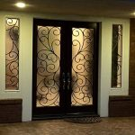The Beauty of Decorative Glass Doors