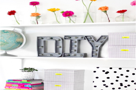 7 DIY Home Decor Ideas in Summer