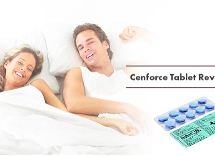 Cenforce Tablet Reviews