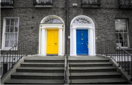 5 Beautiful Front Door Design Ideas for Your Home
