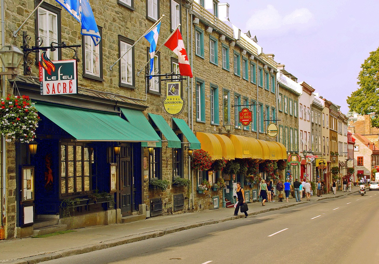 Getting Around Canada – Smart Travel Choices