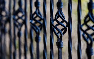 Wrought iron works- an amazing new style for your outdoor railings and gates