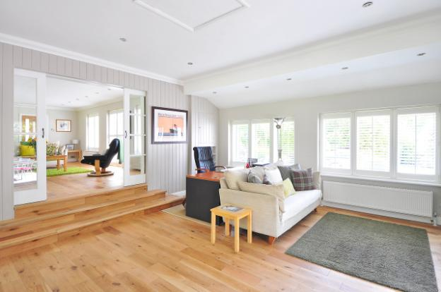Maintaining hardwood floors