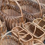 Different Ways to Decorate A Woven Basket