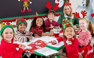Top Holiday Classroom Decorating Ideas