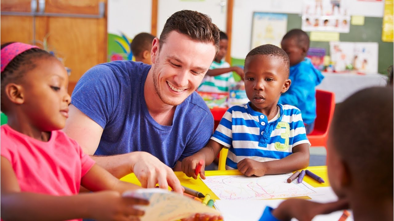 preschool teacher training