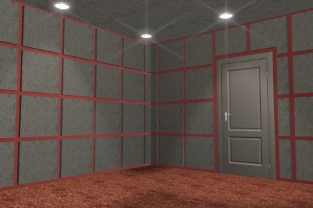 soundproofing and sound absorbing