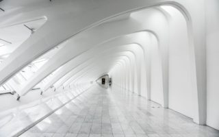 Forget popcorn ceilings and opt for stretch ceilings that are a more creative and healthy solution
