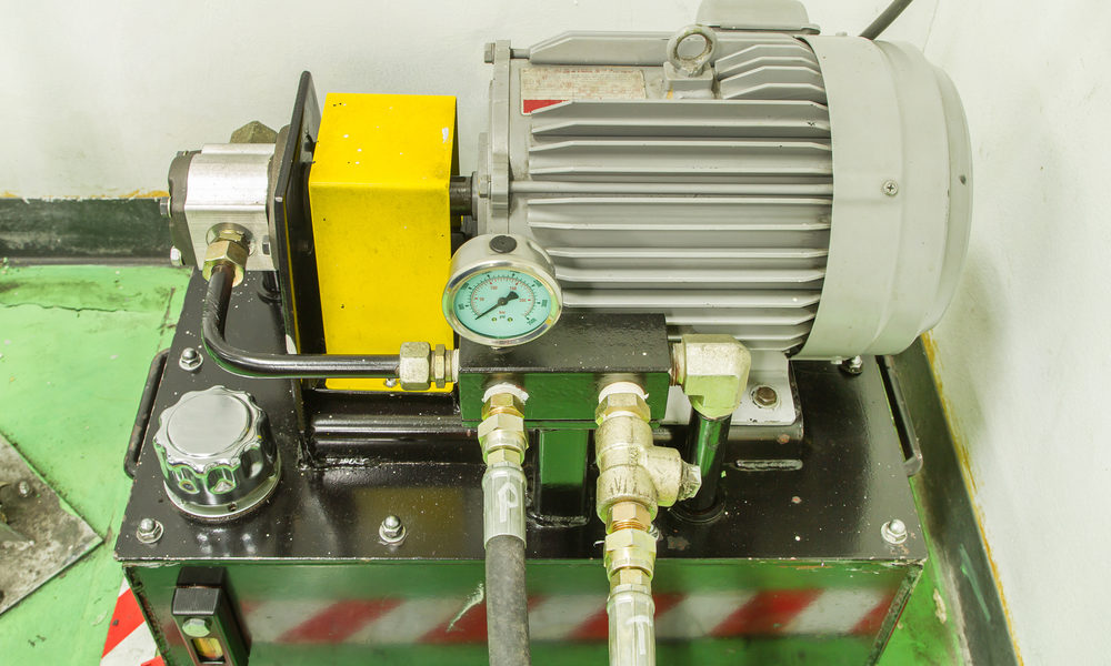 types of hydraulic motors