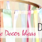 home decor ideas in summer