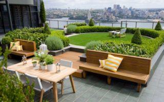 roof garden installation san jose ca