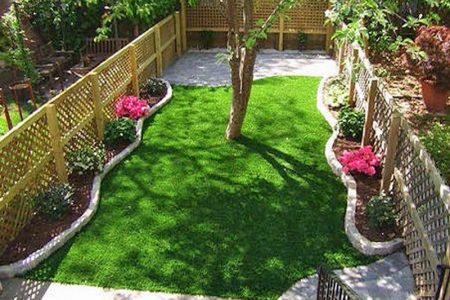 garden ideas for small backyard