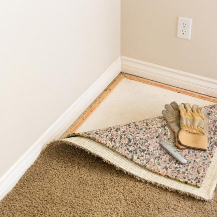 carpet removing services