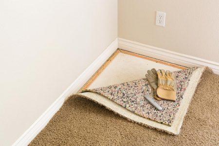 carpet removing services