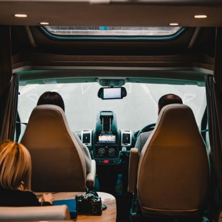 make your campervan