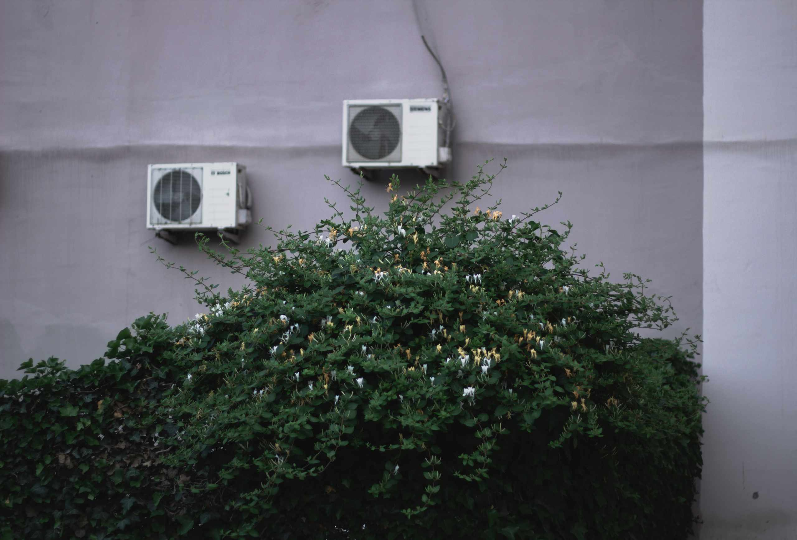obtaining air conditioning service